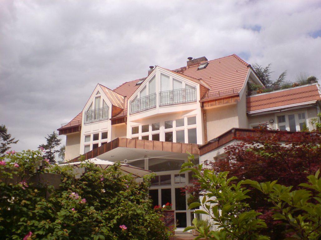 Kupferdach 2 - P&H Dachbau